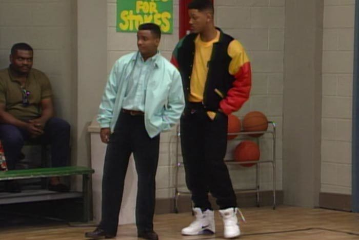 Fresh Prince Of Bel Air Nike Air Force 180 Pump High 4