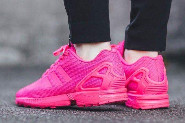 Adidas Zx Flux Hot Pink 640X4271