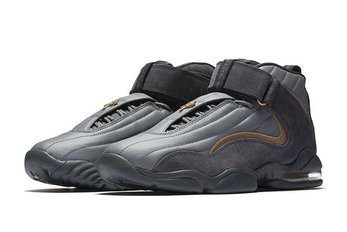 Nike Air Penny 4 Copper Grey 5