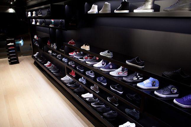 Supra 2 Nyc Shoe Wall 1