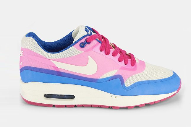 Nike Air Max 1 Hyperfuse Pink Force 1