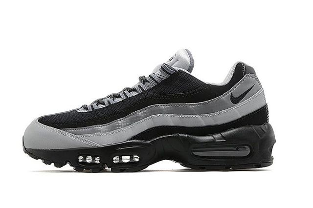 Air Max 95 Blackwolf Grey