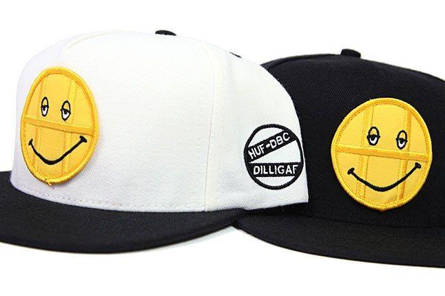 Huf Hats 4 1