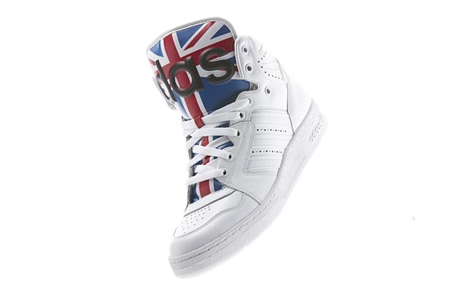 Adidas Originals Js Instinct Hi Union Jack 1