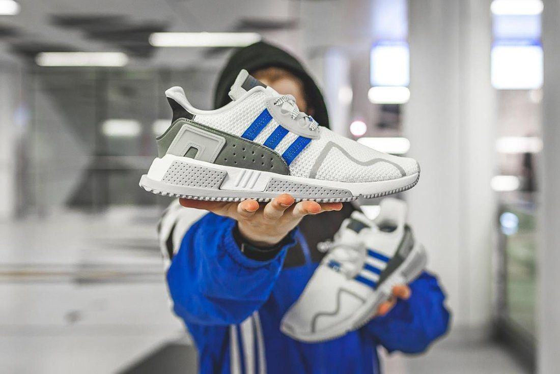 Adidas Eqt Cushion Adv Blue 5 1