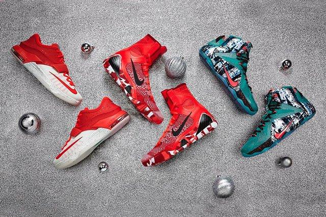 Nike Basketball Christmas 2014 Collection 10