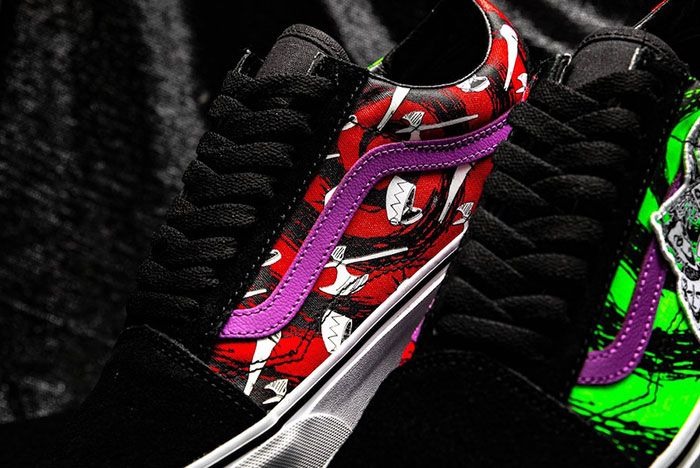 Vans The Nightmare Before Christmas Release Date 10Side