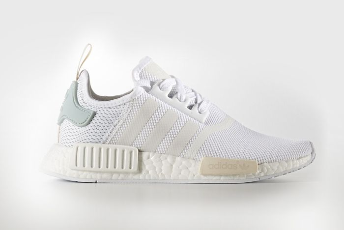 Adidas Nmd R1 White Tan A