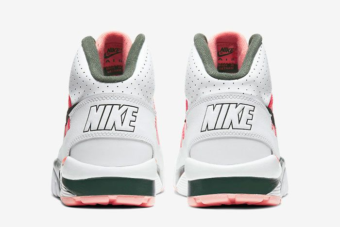 Nike Air Trainer Sc High Pink Green Cu6672 100 Heel