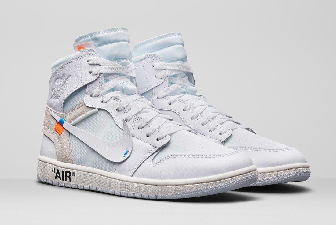 Air Jordan 1 Off White Release Date 1