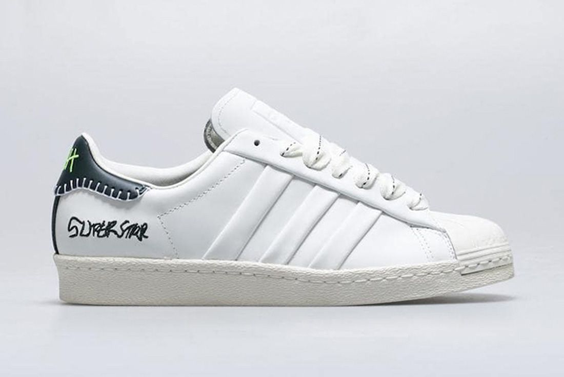 Jonah Hill adidas Superstar FW7577