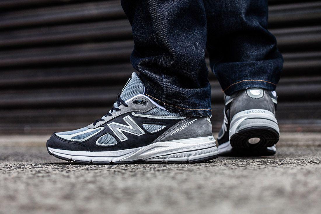 Nb990 V4 On Foot