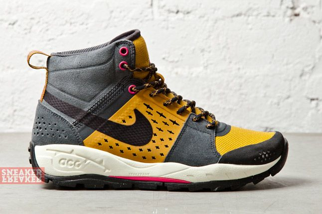 Nike Wmns Air Alder Mis Oms Gold Suede Anthracite 3