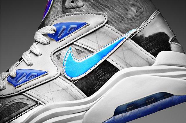 Nike Lunar 180 Trainer Sc Silver Speed 1