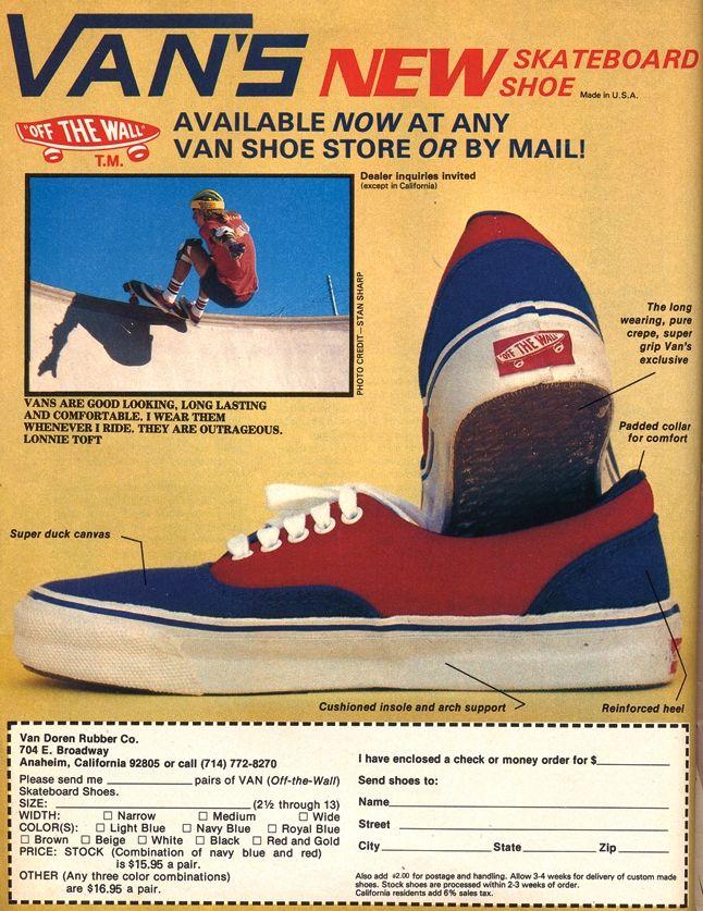 Tony Hallam Vintage Skate 16