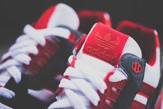 Adidas Zx 8000 Red White 3