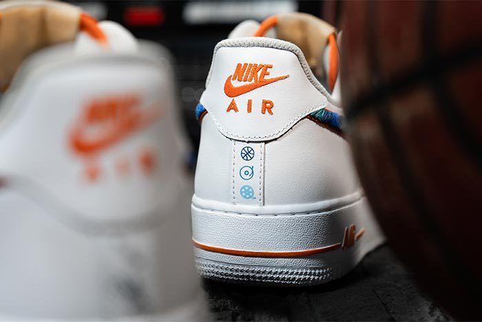 Afew Store X Bobbito Garcia Nike Air Force 1 Rock Rubber 45S 9