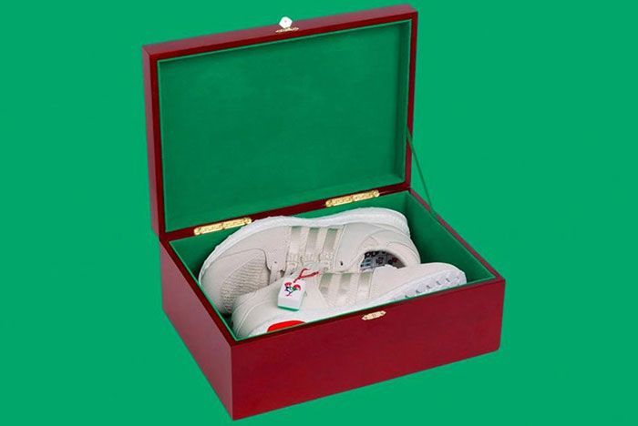 Adidas Eqt Support 93 16 Chinese New Year Rooster White 2
