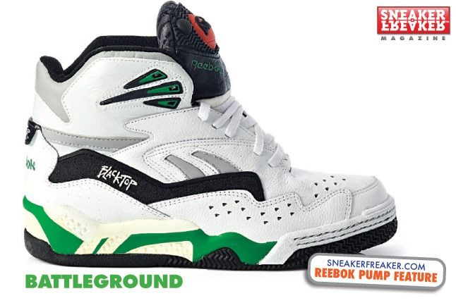 Reebok Pump Battleground 1
