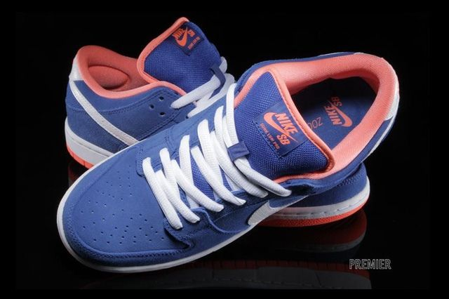 Nike Sb Dunk Low Pro Bright Mango 1