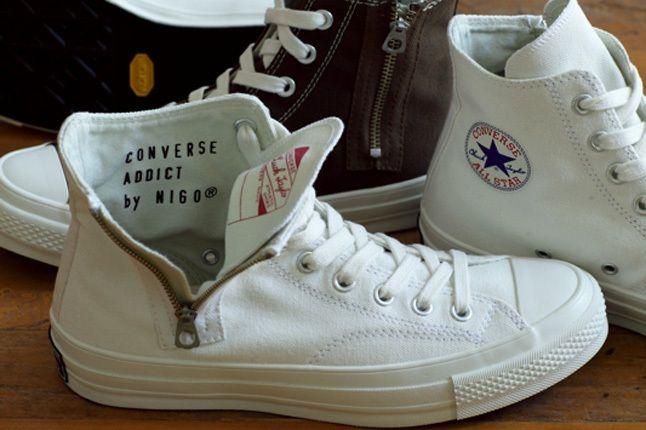 Nigo Converse Addict Human Made 5 1