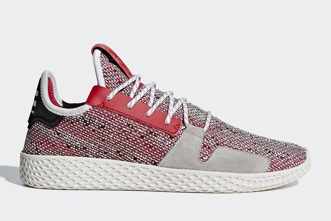 Pharrell Williams X Adidas Tennis Hu V2 6