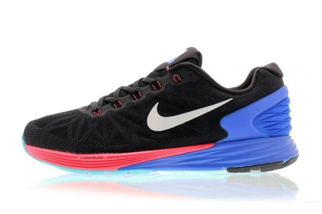 Nike Lunarglide 6 Hyper Punch Hyper Cobalt 3