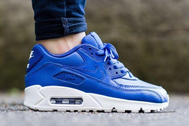 Nike Air Max 90 Blue 4