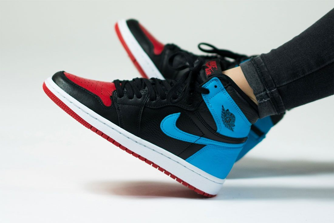 Air Jordan 1 Unc To Chicago Where To Buy
