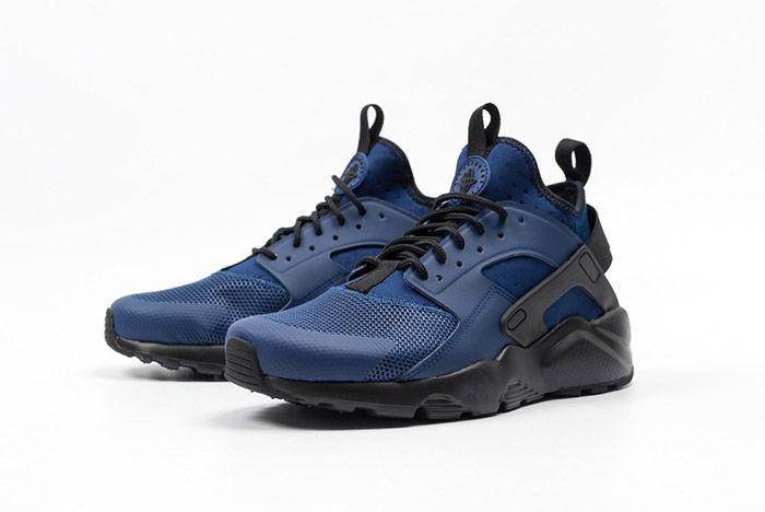 Nike Huarache Run Ultra Coastal Blue 4
