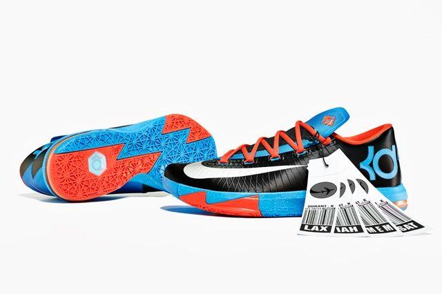 Nike Kd Vi Away Pair