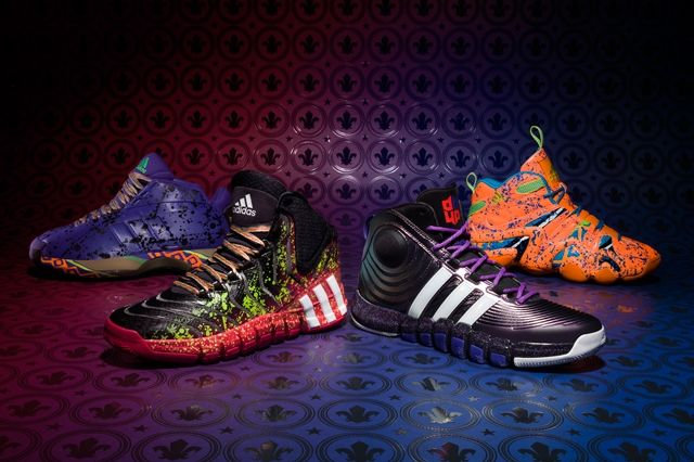 Adidas Basketball 2014 Nba All Star Footwear Collection 9