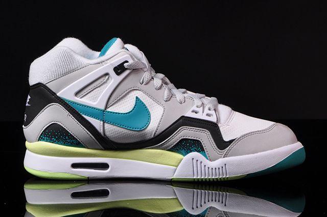 Nike Air Tech Challenge Ii Turbo Green 2