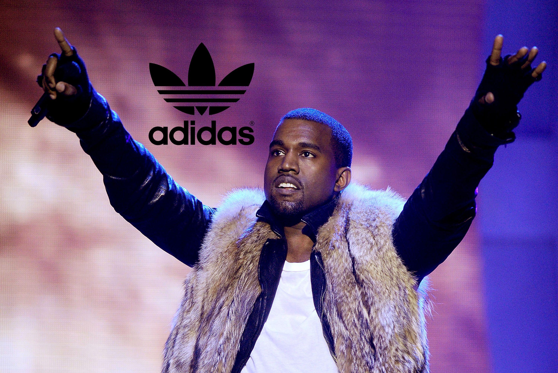 Kanye West Adidas Sneaker Freaker