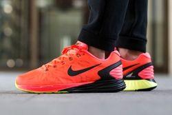 Nike Lunarglide 6 Hot Lava 1