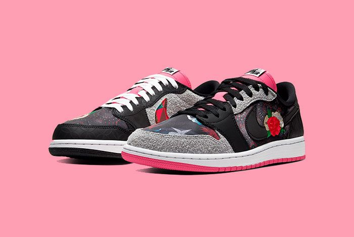 Air Jordan 1 Low Chinese New Year Cw0418 006 Front Angle