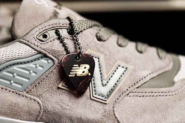 New Balance M998 Cel Connoisseur Guitar Sneaker Politics 6