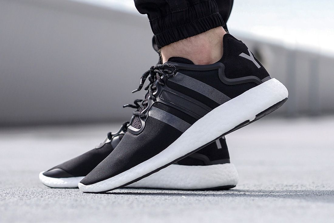 Adidas Y 3 Yohji Run Black Reflective5