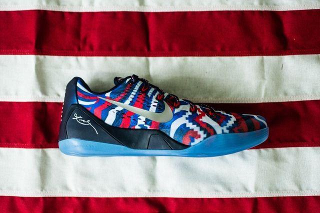 Nike Kobe 9 Em Independence Day 5