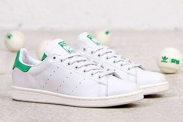 Adidas Stan Smith White Green