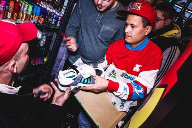 Overkill Adidas Eqt Launch 12