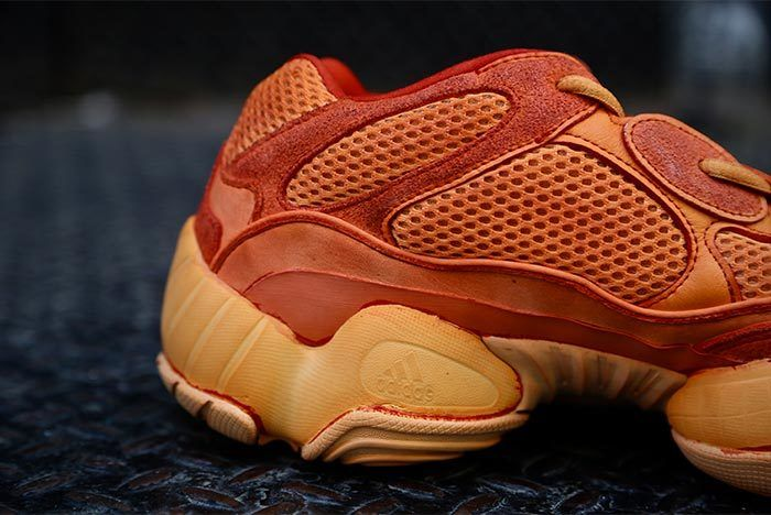 Ceeze Adidas Yeezy 500 Apricot 4