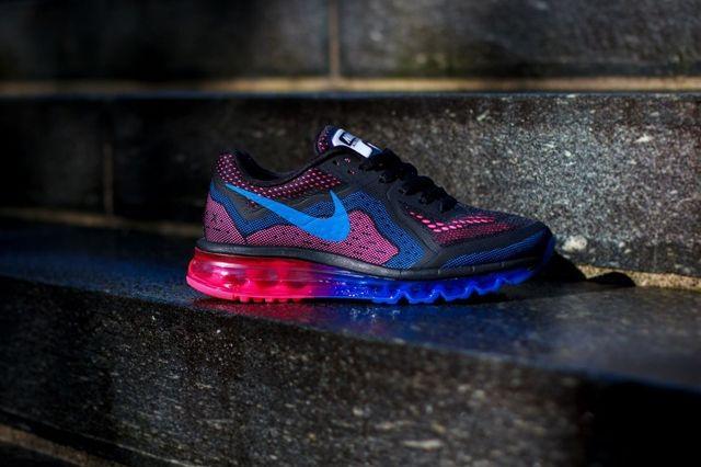 Nike Air Max 2014 Wmns Photo Blue Hyper Pink 4