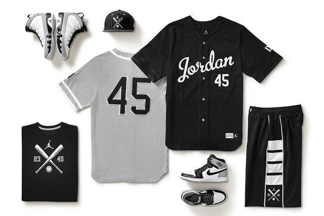 Air Jordan Barons Pack