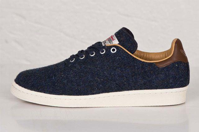 Adidas 84 Lab X Mark Mcnairy Harris Tweed 6
