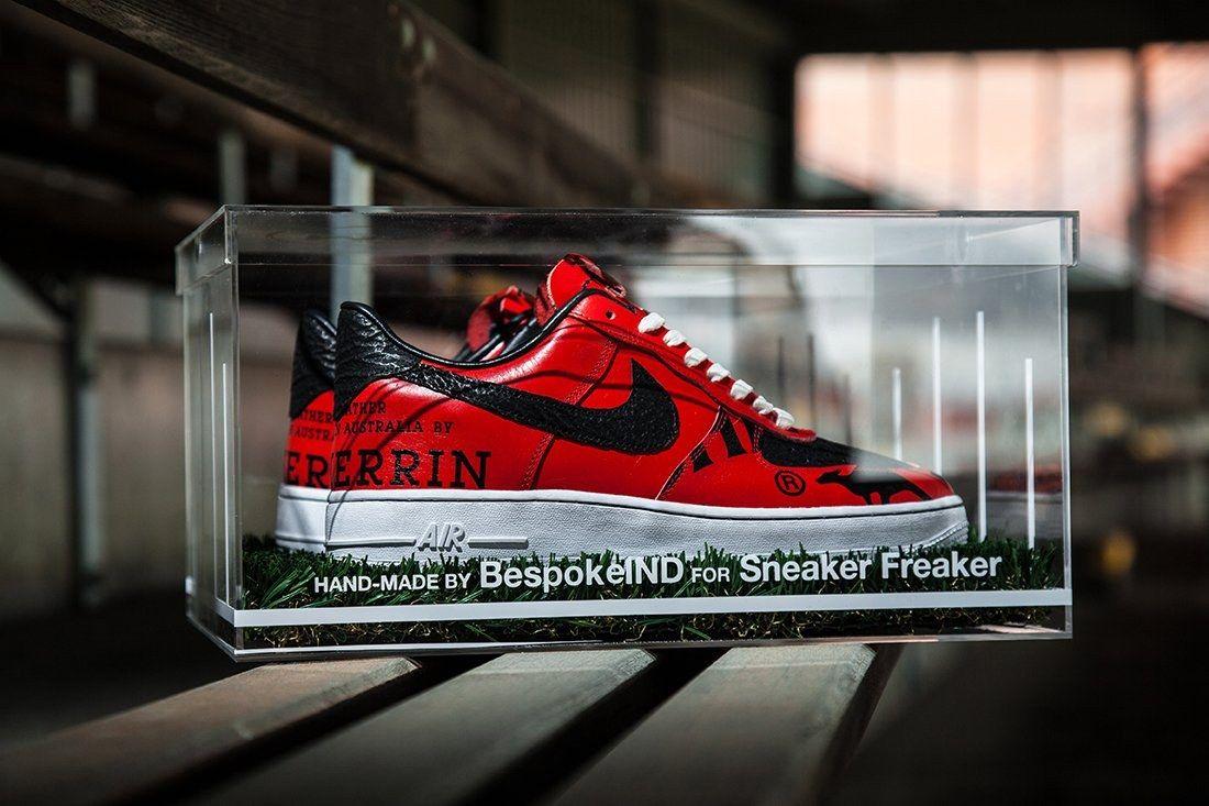 Sneaker Freaker X Bespokeind Melbourne Rules 9
