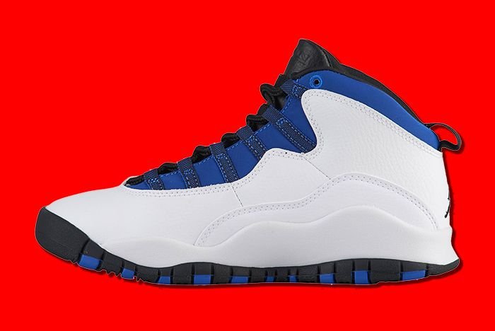 Jordan 10 Red Blue 2