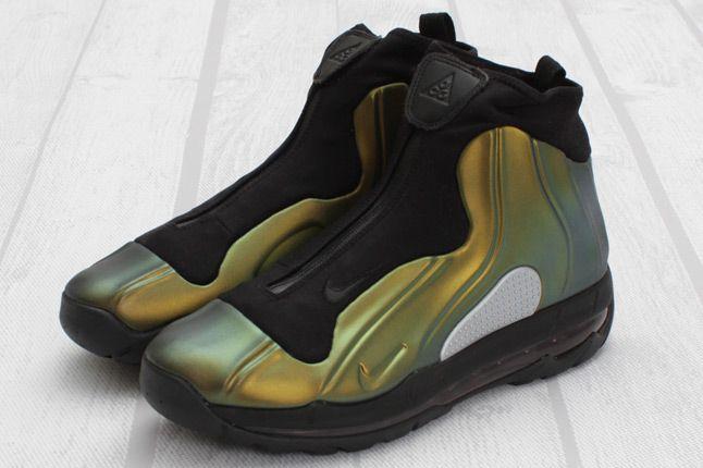 Nike I95 Positemax Metallic Gold Acg Toes 1