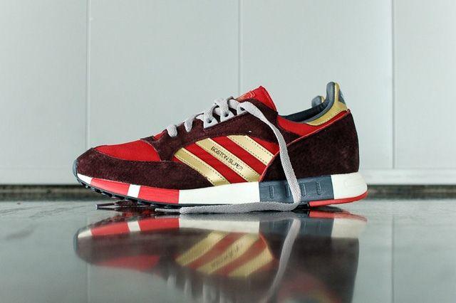 Adidas Boston Super Power Red 5
