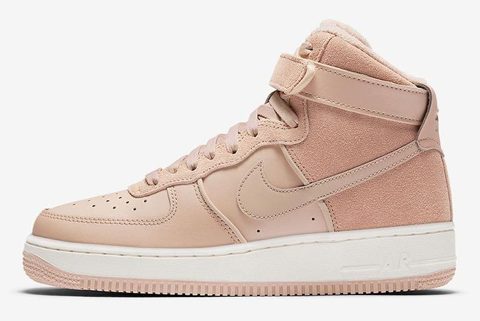 Nike Air Force 1 High Bio Biege 5